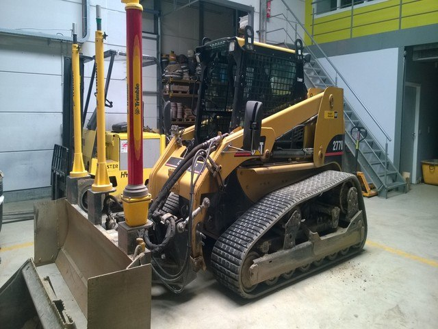 Bulldozer CAT 277B