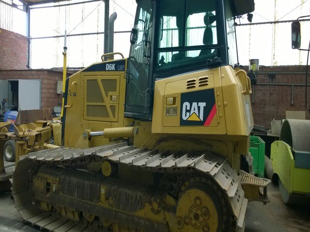 Bulldozer CAT D6K