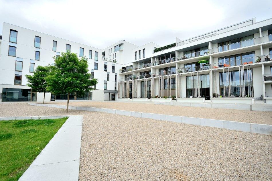 Mechelen Clarenhof omgevingsaanleg