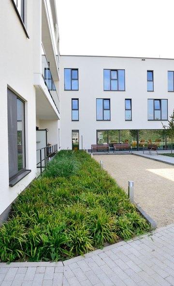 Schelle Muydenhof binnentuin