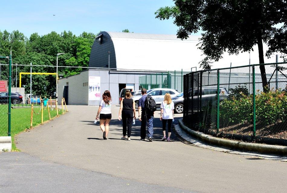 KAPELLE OP DEN BOS ETERNIT Tennis