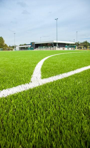 Rotselaar Sportoase De Toren voetbal velden