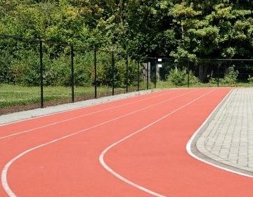 Rotselaar Sportoase De Toren atletiekbaan