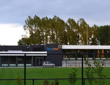 Rotselaar Sportoase omgevingsaanleg